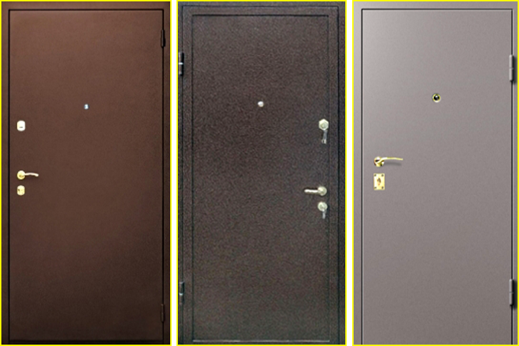 дешевые металлические входные двери в румянцево