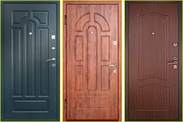 двери металлические очаково